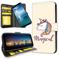 Samsung Galaxy S20 Plus - Mobilfodral Magisk Ponny