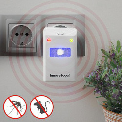 Skadedjursbekämpning / Bekämpa Småkryp & Insekter - Ultraljud