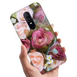 Sony Xperia 1 - Skal / Mobilskal Blommor