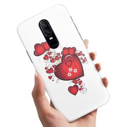 Sony Xperia 1 - Skal / Mobilskal Hjärtan