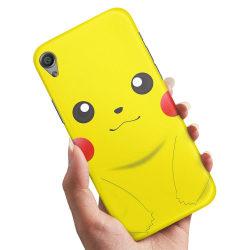 Sony Xperia XZ - Skal / Mobilskal Pikachu / Pokemon