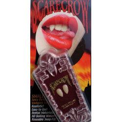 Vampyrtänder / Tänder - Small Deluxe - Halloween & Maskerad