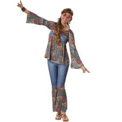 tectake Hippie Girl Harmony MultiColor S