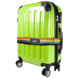 Bagagerem - rem för resväska multifärg