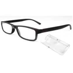 Läsglasögon i fodral Styrka +2,00