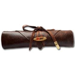 ACEJET - Läderfodral för knivar och verktyg - handgjord i äkta l