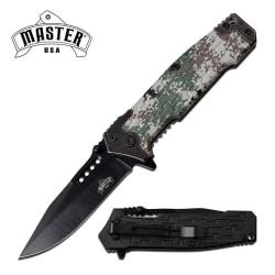MASTER - A070DG - Fällkniv grå