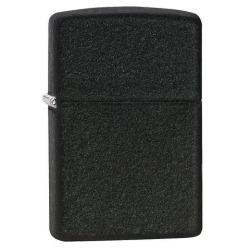 Zippo Orginal black crackle SKU: 236-000245