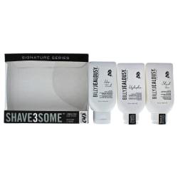 Shave3Some Trio av Billy Jealousy for Men - 3 -delars kit 3Pc Kit
