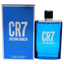 CR7 Play It Cool av Cristiano Ronaldo för män - 3,4 oz EDT Spray 3.4oz