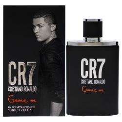 CR7 Game On av Cristiano Ronaldo för män - 1.7 oz EDT Spray 1.7oz