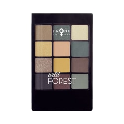 Ögonskugga palett - Eyeshadow Palette - Wild Forest