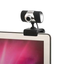 480P högupplöst datorkamera manuell justerbar skyddbar 480P