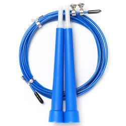 PVC Halkfri handtag Hoppande rep Fitness Hastighetsövning Blue
