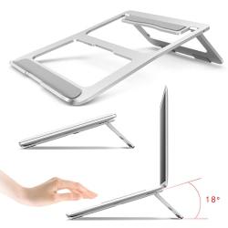 Anti-Slide Portable Notebook Stand Kompatibel med MacBook
