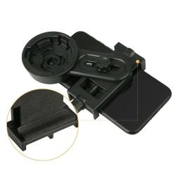 Fällbart teleskop mobiltelefonhållare Flexibel stativ skyddbar