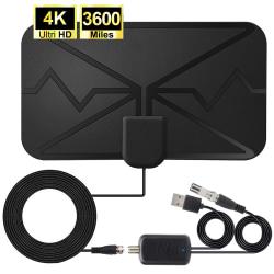 HD-digital-TV-antenn långt 3600 Miles Range Home Supplies