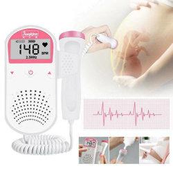 Prenatal fetal ultraljud pulsmätare 2,5 MHz