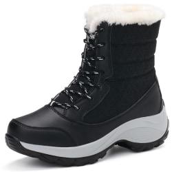 Damkläder Snowboots Winter black 37