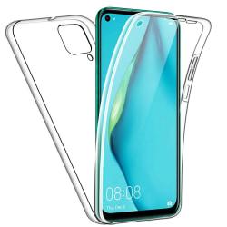 Huawei P40 Lite Dubbelsidigt 360 silikonfodral
