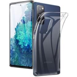 Samsung Galaxy S20 FE - UltraSlim silikonfodral / skal