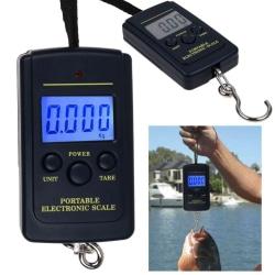 Digital våg till fisket / fångsten 20g-40kg (fiskevåg)