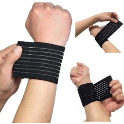 Handledsstöd / Wrist support svart