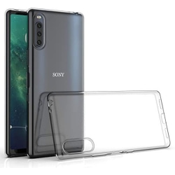 Sony Xperia L4 - UltraSlim silikonfodral / skal