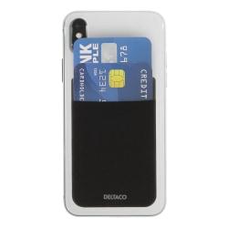 Kreditkortshållare för smartphones, Dubbelhäftande Tejp