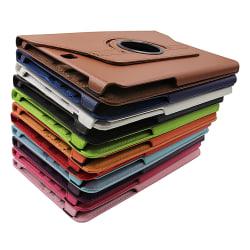 360 Fodral Samsung Galaxy Tab A 9.7 (T550 / T555) Marinblå