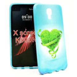 Designskal TPU LG X Screen (K500N)