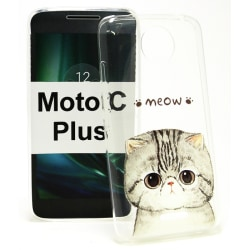Designskal TPU Moto C Plus