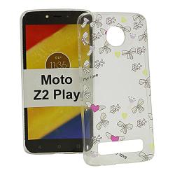 Designskal TPU Moto Z2 Play