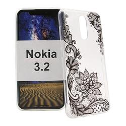 Designskal TPU Nokia 3.2