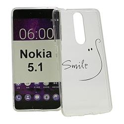 Designskal TPU Nokia 5.1