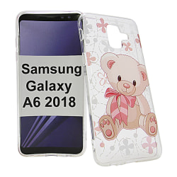 Designskal TPU Samsung Galaxy A6 2018 (A600FN/DS)