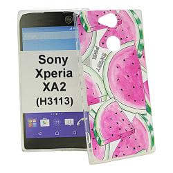 Designskal TPU Sony Xperia XA2 (H3113 / H4113)