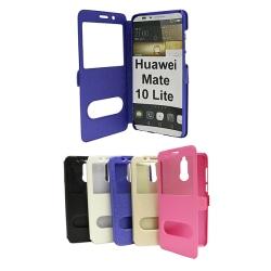 Flipcase Huawei Mate 10 Lite Svart
