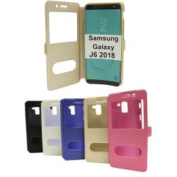 Flipcase Samsung Galaxy J6 2018 (J600FN/DS) Champagne
