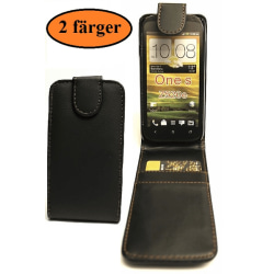 Flipfodral HTC One S Rosa