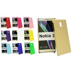 Hardcase Nokia 3 Ljusblå
