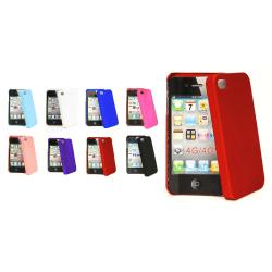 Hardcase skal iPhone 4 Röd