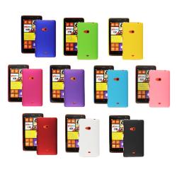 Hardcase skal Nokia Lumia 625 Ljusrosa