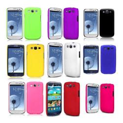 Hardcase skal Samsung Galaxy S3 (i9300) Ljusrosa