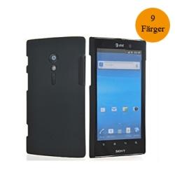 Hardcase skal Sony Xperia Ion (LT28i) Gul