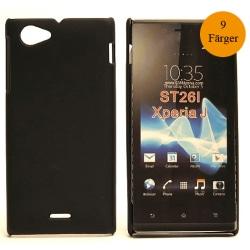 Hardcase skal Sony Xperia J (ST26i) Ljusrosa