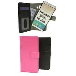 Magnet Wallet Huawei Mate 10 Pro Hotpink