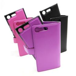 Magnet Wallet Sony Xperia XZ Premium (G8141) Lila