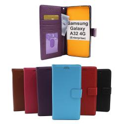 New Standcase Wallet Samsung Galaxy A32 4G (SM-A325F) Svart