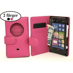 Plånboksfodral Nokia Lumia 1020 Svart
